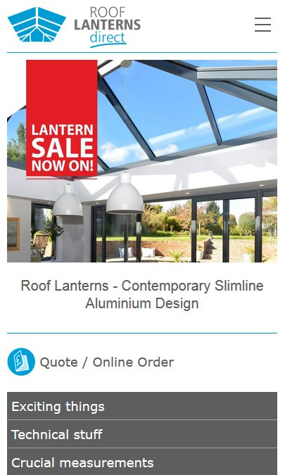 Roof Lanterns Direct