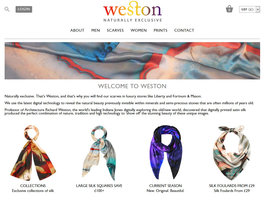 Weston Earth Images